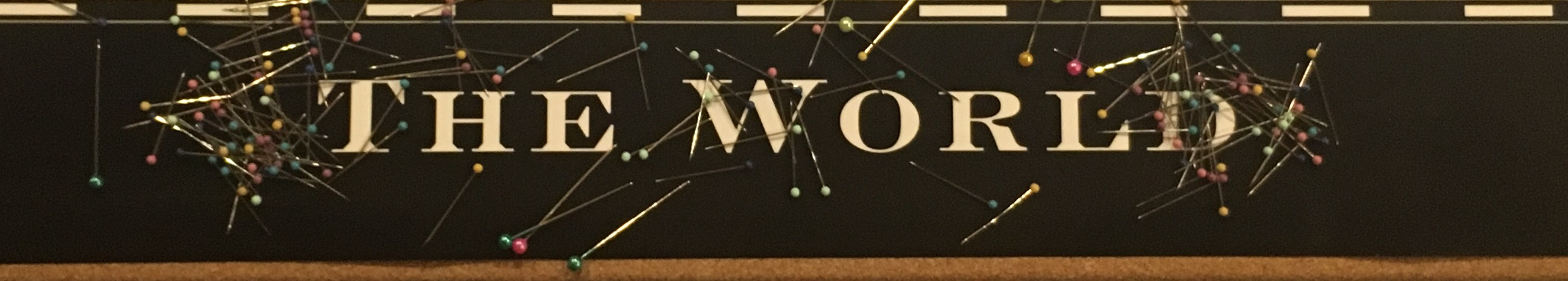 The World Pushpin Pano