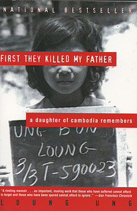 First They Killed My Father - book photo
