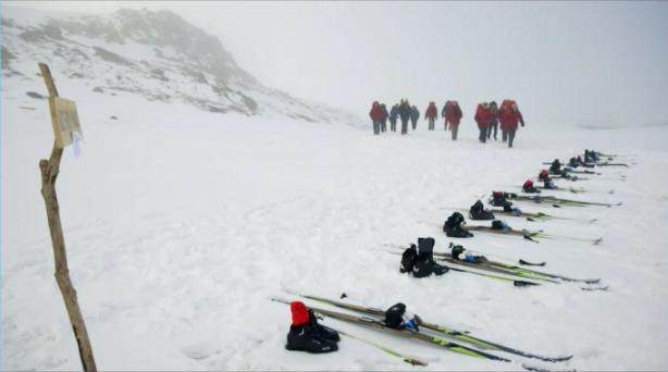 Telemark - Skis