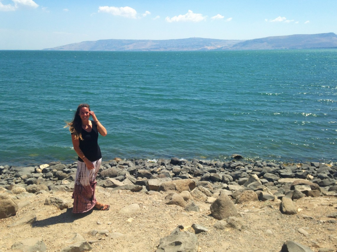 Sea of Galilee 01
